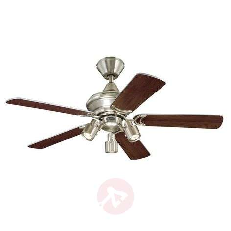 Buy ceiling fans with lighting online from lights elegant kingston ceiling fan two colour blades aloadofball Gallery