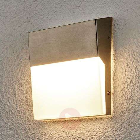 Elegant LED outdoor wall light Johann
