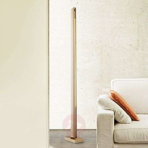 Floor lamp Bravo with LEDs - dimmable