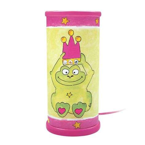 Fritz table lamp with Frog Prince