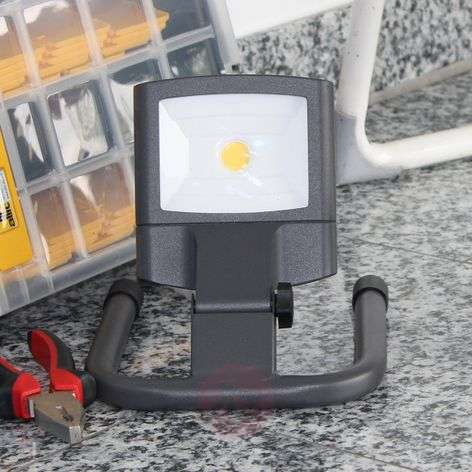Front work light with LED, IP54
