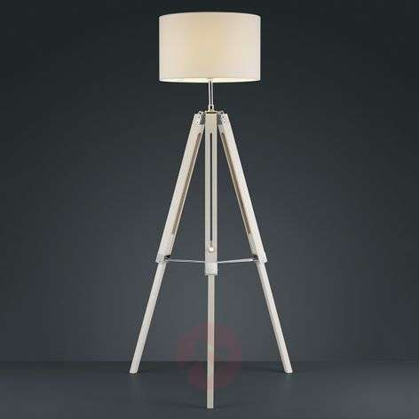 Wooden Floor Lamps Amp Wooden Standard Lamps Lights Co Uk