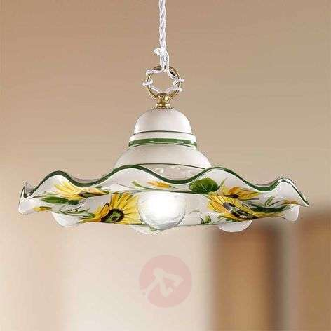 GIRASOLA hanging light with a country house charm