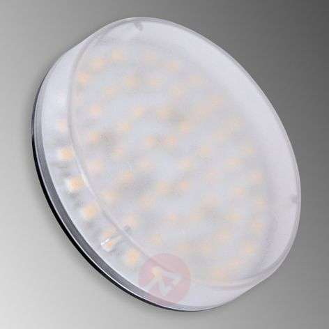 GX53 4.5 W LED bulb, clear or matt