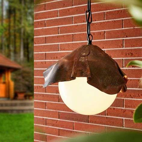 Hanging light Magic for outdoors