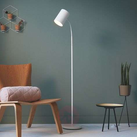 Himroo floor lamp with adjustable head