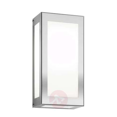 Kina Rectangular Exterior Wall Lamp