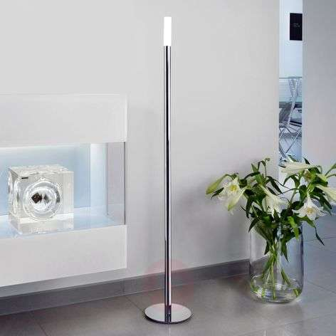 LED floor lamp Torch with built-in dimmer