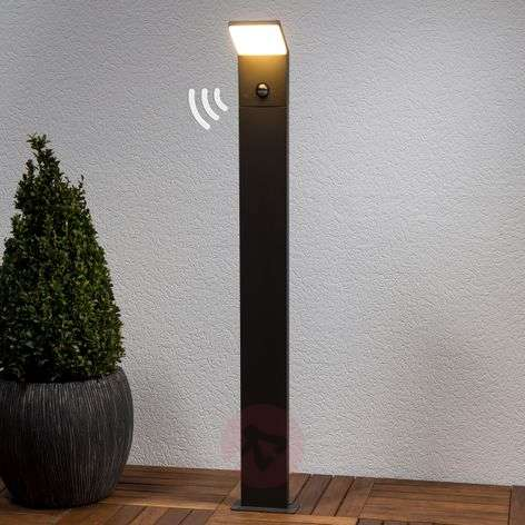 LED path light Nevio with motion detector