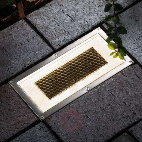 LED recessed floor light Special Line Solar Cube