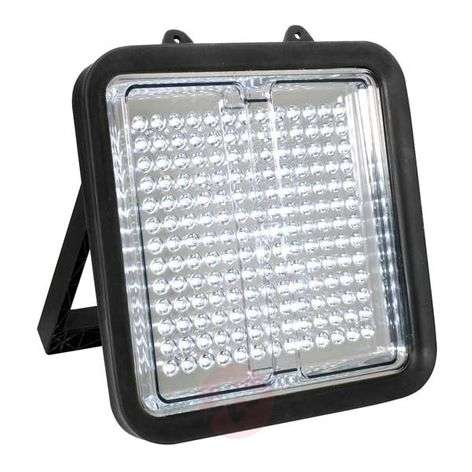 LED work and construction site lamp BAS