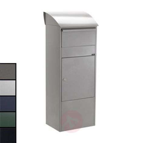 Letter and parcel box 820 made of steel