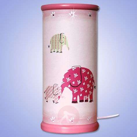 Magical Elephant LED table lamp