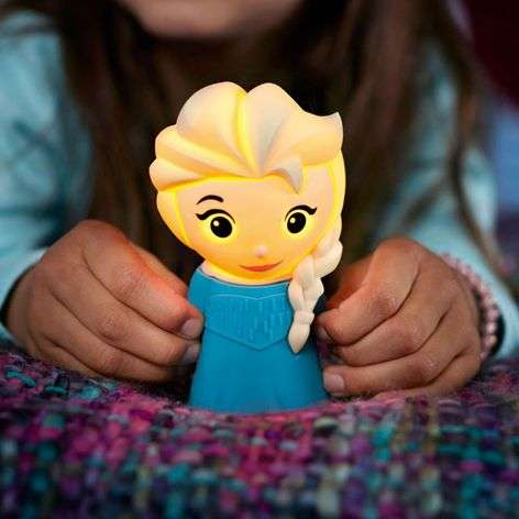 Magical LED night light Frozen for children