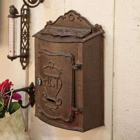Buy Wall Letterboxes from Lights co uk