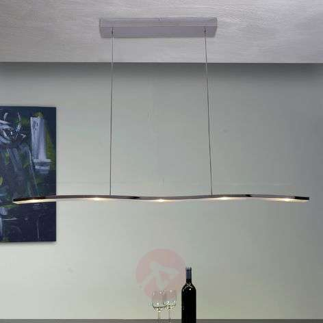 Onda LED hanging light, controllable via app
