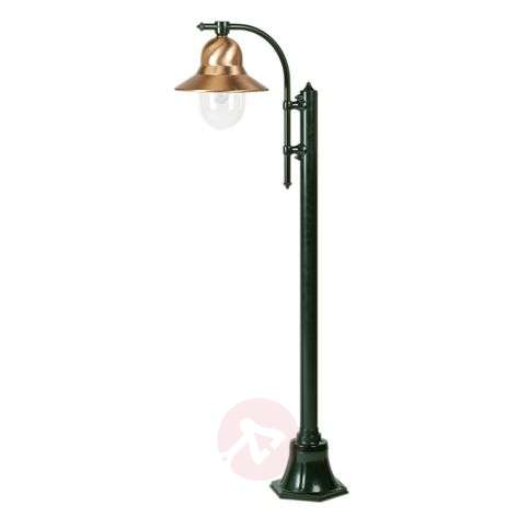 One-bulb post light Toscane 150 cm