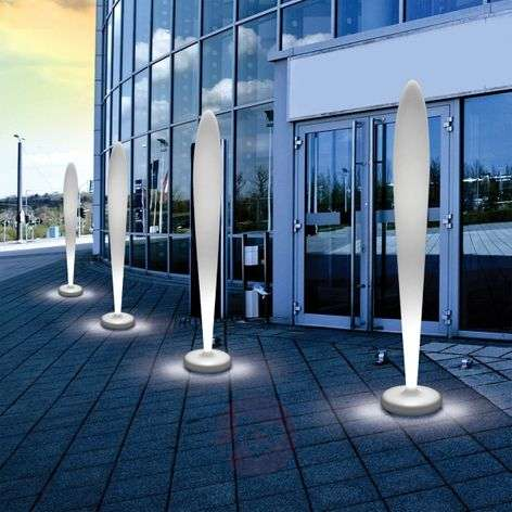 PEGGY LED floor lamp for outdoors