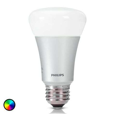 Philips Hue lamp extension 1 x 10W E27 RGBW