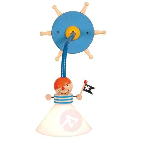 Buy kids wall lights from lights pirate wall reading light colourful aloadofball Image collections