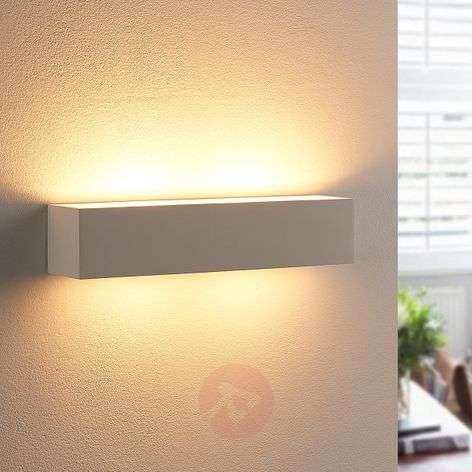 Buy plasterceramic wall lights from lights plaster wall light tjada with g9 led bulbs aloadofball Images