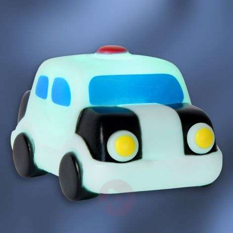Police Car - LED night light for children