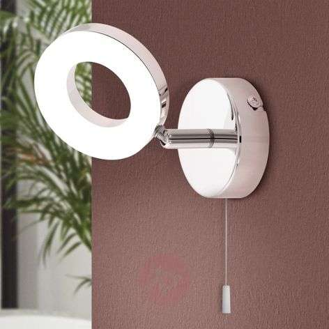 Buy bathroom mirror lights from lights practical gonaro led wall lamp pull cord mozeypictures Choice Image
