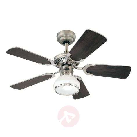 Princess Radiance ceiling fan with light