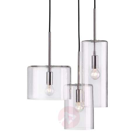 Rockford charming hanging light - three-bulb