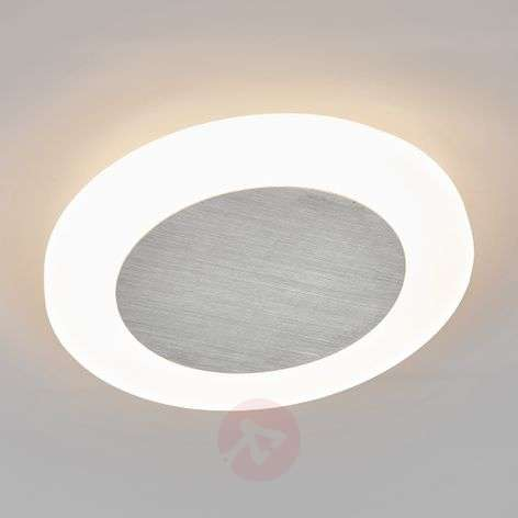 Round LED wall lamp Connor