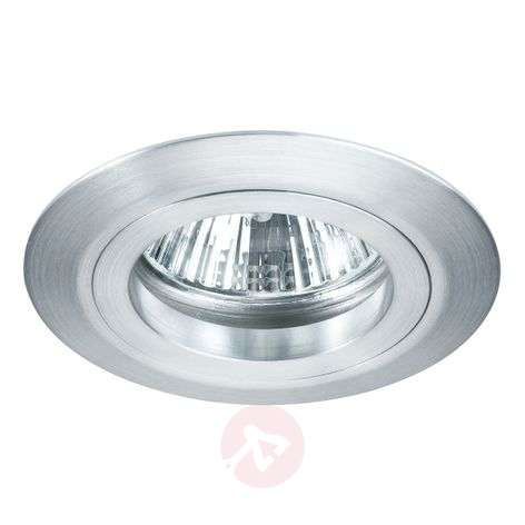 Round LV recessed light DRILA, 3 piece set
