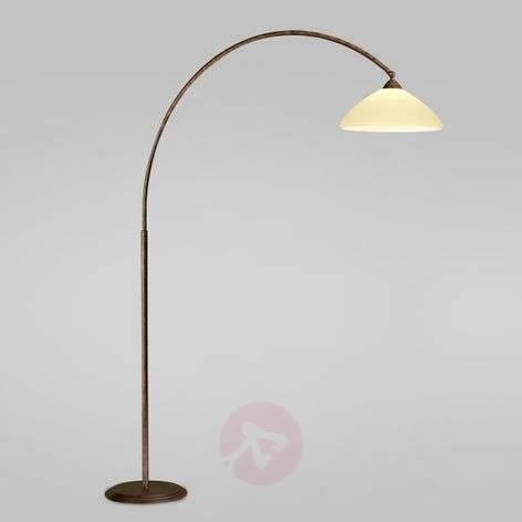 Samuele arc lamp in country house style