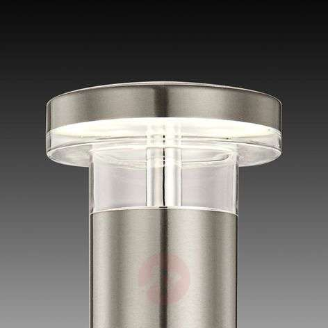 Sergio Stainless LED Path Lamp