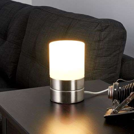 Sevda - LED table light in a cylinder form