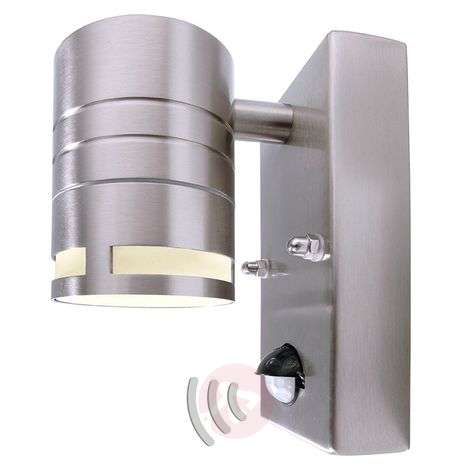 Small wall lamp Zilly II with motion detector