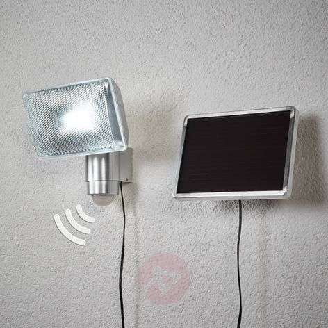 SOL 80 solar LED outdoor spotlight with MD