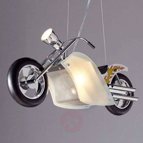 Special Harley hanging light