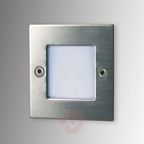 Square LED recessed light Lis