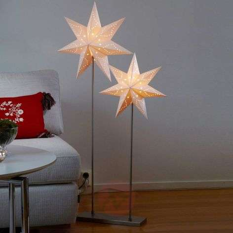 Star light duo SÄVEDALEN with stand