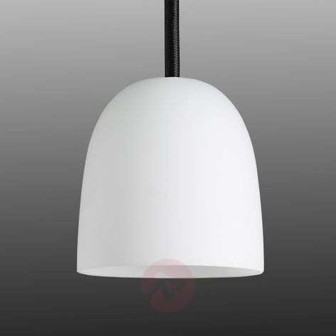 Super mini designer pendant light, white