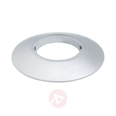 Surface-mounted ring for SpLine, 8 cm round