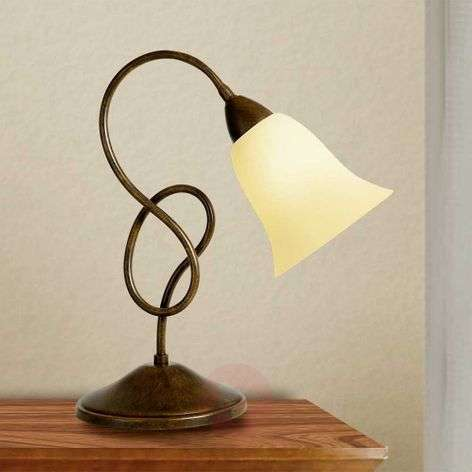 Table lamp Michele in country house style