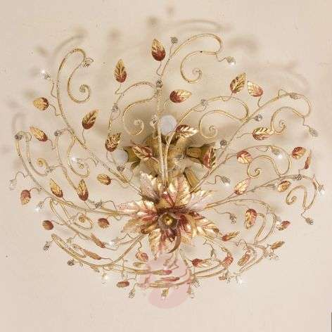 TURIN delicately-shaped ceiling light
