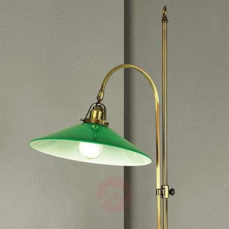 Verdina Floor Lamp Green
