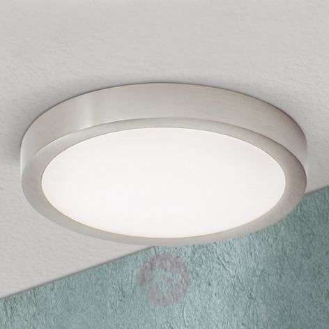 Very flat LED ceiling light Vika