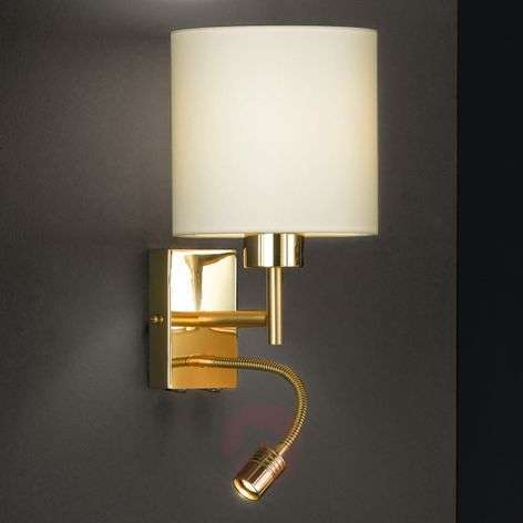Wall lamp Mainz with LED flexible arm
