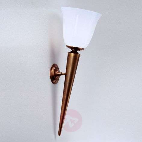 Buy torch wall lights from lights willi wall torch made of brass aloadofball Gallery