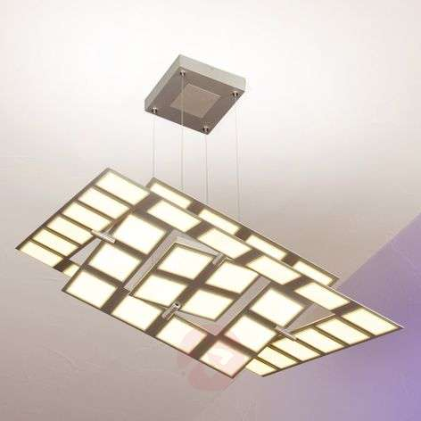 With Casambi modules LED pendant lamp Axis