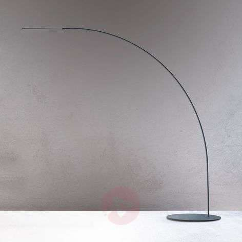 Yumi - elegant designer LED arc lamp