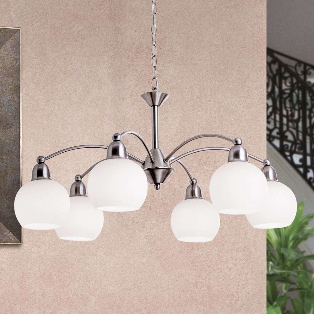 6 Light Hanging Lamp Ledon